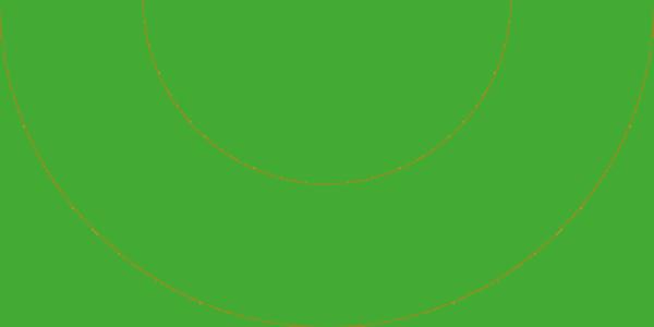 green-half-circle